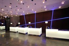 Radisson Blu Aqua Hotel   iLight Technologies
