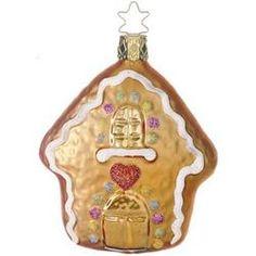 Inge Glas Gingerbread House...