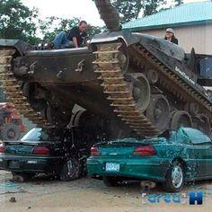 Dirija um tanque de guerra