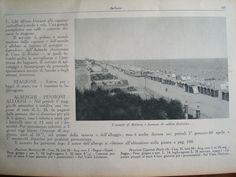 Acqua corrente fredda in 10 camere - Bagno - Pensione Giugno e Settembre #Lire 14, Luglio-Agosto Lire 18 (servizio compreso). #Alberghi #Pensioni #Alloggi #Hotel 1933