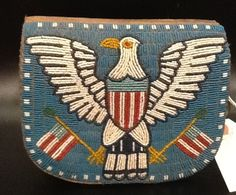 Native American Beaded Case