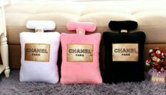 Chanel Pillow from saffrinexy on Instagram