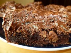 The Pastry Chef's Baking: Brownies - what else?
