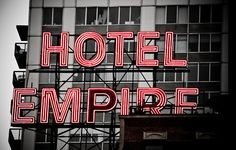 (Par Empire Hôtel | New York Inspiration)