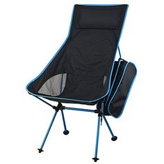 Introducing Portable Outdoor Folding Chairs 275 Pounds Ultralight Camping Chair Loadbearing 330 Pounds  Zipper Carry Storage Bag for All The Peices Sky blue. Great product and follow us for more updates!