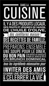 1000 images about a imprimer on pinterest cuisine for Affiche pour cuisine