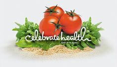 Celebrate Health - The Dieline -