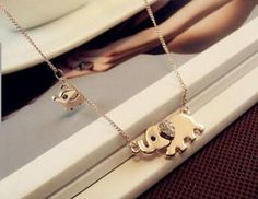 Elegance Elephant Necklace to drift your ravishing look! Offer for animal lovers!  #fashion #elephant #pendant #jewel #jewelry#bling #unique #animal_love #rare_collections#buy_now #fashionate #pendant #family#elegance #toucanshack #precious #simple#chain #dollar #must_have collection #best_pieces #buy_now   visit us on www.toucanshack.com  Toucan Shack   Fashion, One Goal, One Passion.   The Official Toucan Shack Website. Find pendant necklaces, brooches, earrings, bracelets & watches, for…