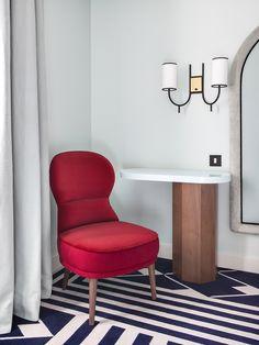 Studio Chloé Nègre — Hotel Bienvenue