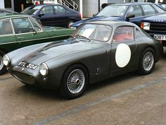 RTL one of two with the body fashioned by Peel coachworks, titled Austin Healey Vintage Sports Cars, Vintage Cars, Hobby Cars, Austin Healey Sprite, Mg Midget, Car Pictures, Car Pics, First Car, Love Car