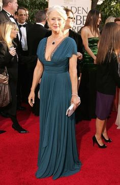 Helen Mirren--wow!
