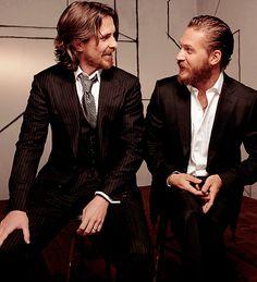 Christian Bale, Tom Hardy