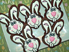 Love those big bunny teeth! by Jill FCS