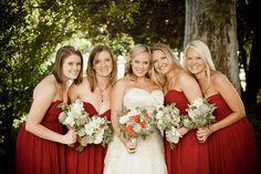 Durham, CA wedding - (www.kmulhern.com)