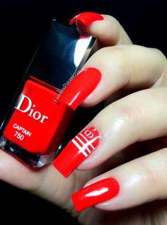 Dior Manucure Transat Captain & Sticker Couture