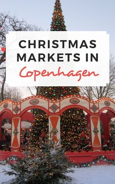 My favourite winter destination is Copenhagen. And there's no better way to spend a weekend than at the Christmas Markets in Copenhagen. Copenhagen Christmas Market, German Christmas Markets, Christmas Markets Europe, Christmas Travel, Holiday Travel, Christmas Shopping, Hygge, Copenhagen Travel, Copenhagen Denmark