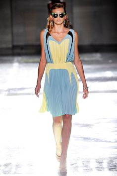 This dress! Prada spring 2012 collection