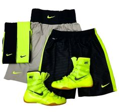 Nike's Volt ringwear and training gear range!! To check out Nike's full range…