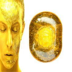 Revitaliser réparation beauté 24 K or nettoyage du visage savon pour le visage soins de blanchiment de la peau 120 g