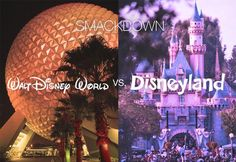 Each week, Yahoo Travel pits rival cities against each other to determine once and for all which destination is the best. This week, we're having a Disney East Coast/West Coast standoff: Florida's Walt Disney World vs. California's Disneyland. Which Mickey Mouse operation reigns supreme?