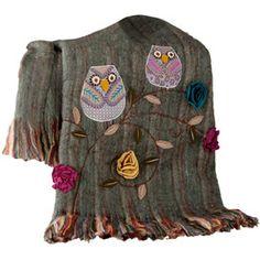 Owls Throw