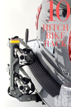#HitchBikeRack Hitch Mount Bike Rack, Best Bike Rack, Best Electric Bikes, Car Buying Guide, Bike Parking, Cool Bikes, Transportation