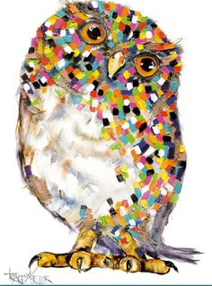 'Owl Together Now' by Tracey Keller