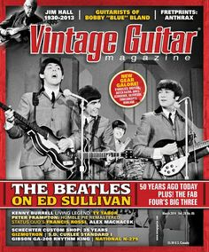 Vintage Guitar - March 2014 - Page Cover1