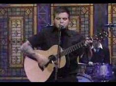 Dustin Kensrue - I Knew You Before (Letterman) - YouTube
