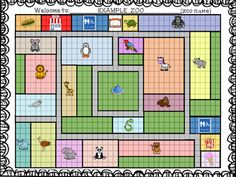 Construct a Zoo - Area and Perimeter - Project-Based Learning