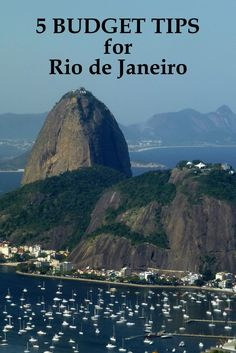 Exploring Rio de Janeiro on budget