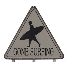Surf Signs Decor Pleasing Shark Sighting  Surf At Own Risk Street Sign Wall Decor For My Design Inspiration