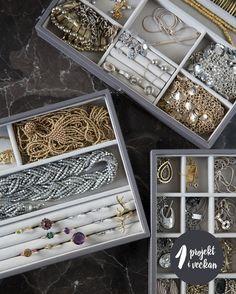 30+ Smycken Jewelry ideas   jewellery storage, jewelry