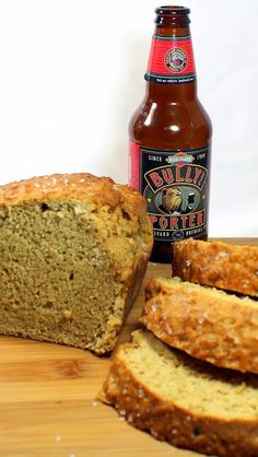 Beer Bread - The Easiest of All Breads - 52 Simple but Next Level Dishes... YOU CAN BAKE BREAD!  You can really.  Beer bread takes all the worry part out of the process.  NO YEAST, NO RISING, Just mix and heat and your house smells wonderful and the bread is ready to enjoy.  Alcohol gets cooked out leaving the rich goodness of the malts and hops from the seasonings.  SIMPLE but SPECTACULAR