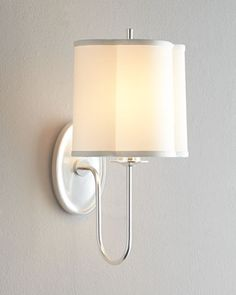 """""""French Cuff"""" Sconce - Neiman Marcus"""