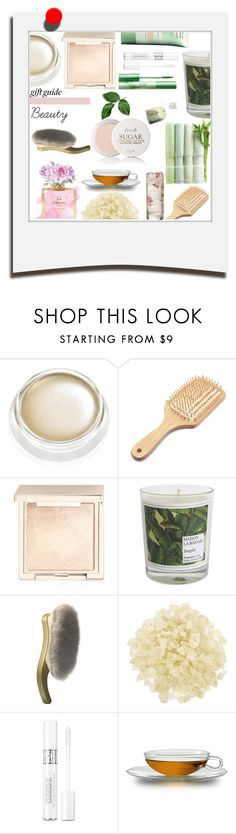 """""""natural"""" by denisse-ponce ❤ liked on Polyvore featuring beauty, Polaroid, rms beauty, Chanel, Jouer, Maison La Bougie, Bésame, African Botanics, COVERGIRL and Christian Dior"""