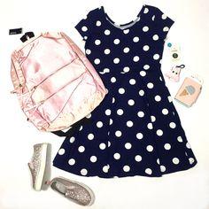 Polka Dot Top, Tops, Women, Fashion, Moda, Fashion Styles, Fashion Illustrations, Woman