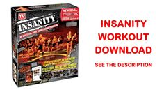 The Insanity Workout plan is a DVD fitness system which you need to follow for 60 days. All of the exercises are bodyweight workouts and can be done at home with no equipment. All the workouts are shown on DVD with Shaun T and other trainers. You need to train 6 times a week and each workout lasts from 45 minutes to slightly over an hour in total. Insanity is marketed as a highly intensive fat loss program and rightly so.