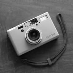 >>> Been wanting you. I dream of shooting with film again. wah wah | Contax T3