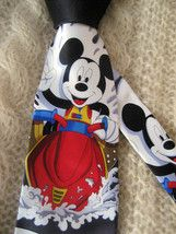 Mickey Mouse Silk Mens Neck Tie