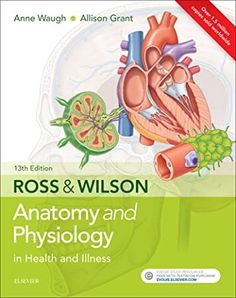 [EBook] Ross & Wilson Anatomy and Physiology in Health and Illness E-Book Author Anne Waugh and Allison Grant, Got Books, Books To Read, Anatomy And Physiology Book, The Reader, It Pdf, The Doctor, Babysitters, Science Books, What To Read