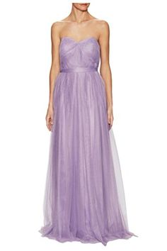 Charm Bridal Long Tulle Brief Sweetheart Women Summer Party Bridesmaid Dresses