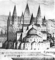 4 Cluny III. Casa-madre de la orden cluniacense