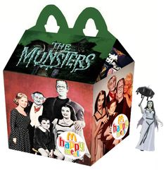 """The Munsters"" Happy Meal"