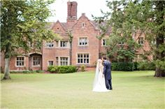 Lanwades Hall wedding venue in Suffolk