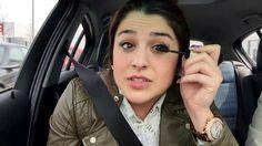 IM AUTO SCHMINKEN ?! How-To mit Vanilly  Beauty & Lifestyle