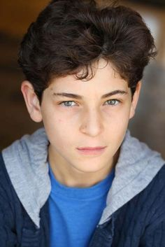 guys, this is David Mazouz. He plays young Bruce Wayne in Gotham. And he's 14!