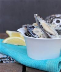 Weigh-Less Online - Mussels In White Wine Mussels White Wine, Icing, Healthy Recipes, Skinny, Desserts, Food, Tailgate Desserts, Deserts, Mussels In White Wine