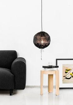Kuu Lamp by Jenny Stefansdotter and Kerstin Sylwan