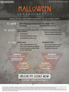 Halloween Campus Battle